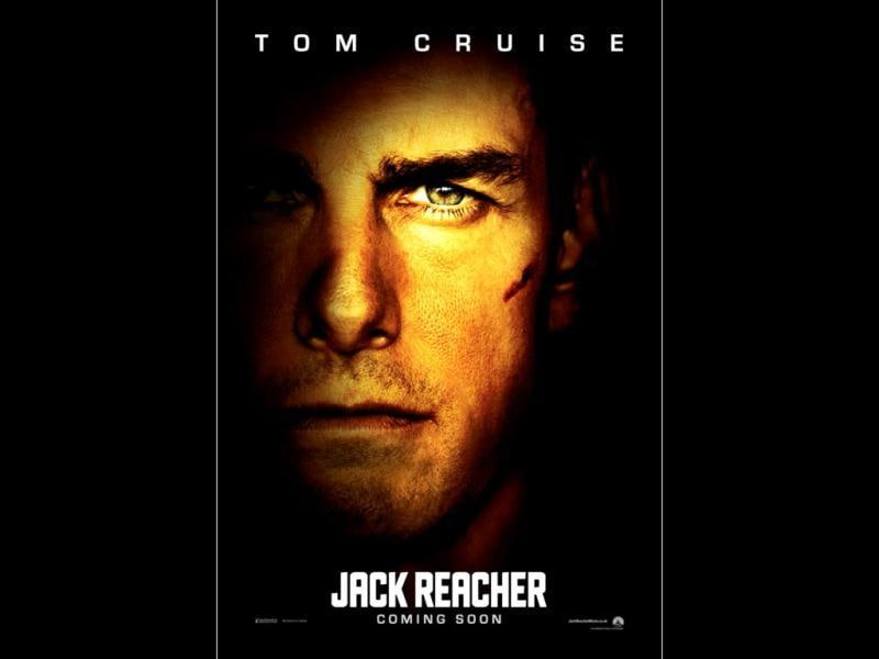 A homicide investigator Jack Reacher (Tom Cruise) digs deeper into a case involving a trained military sniper who shot five random victims. However, he's surprised when the accused man claimins he's innocent and says 'Get Jack Reacher'.