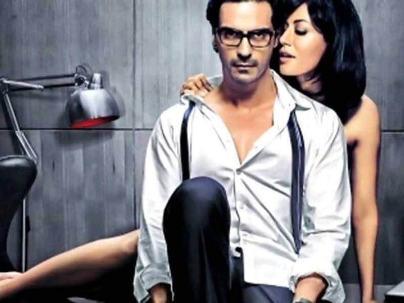 Inkaar, which is about sexual harassment at the workplace, will see Arjun and Chitrangda battle it out in a war of the sexes.