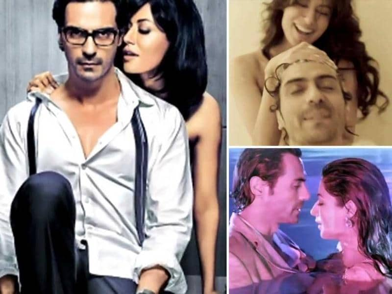 Arjun Rampal and Chitrangda Singh will put the screen on fire with their hotness in upcoming flick Inkaar! Check out the two hotties in new stills from the film.