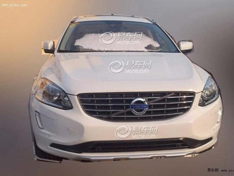 Updated XC60 to get interior as well as exterior styling changes.