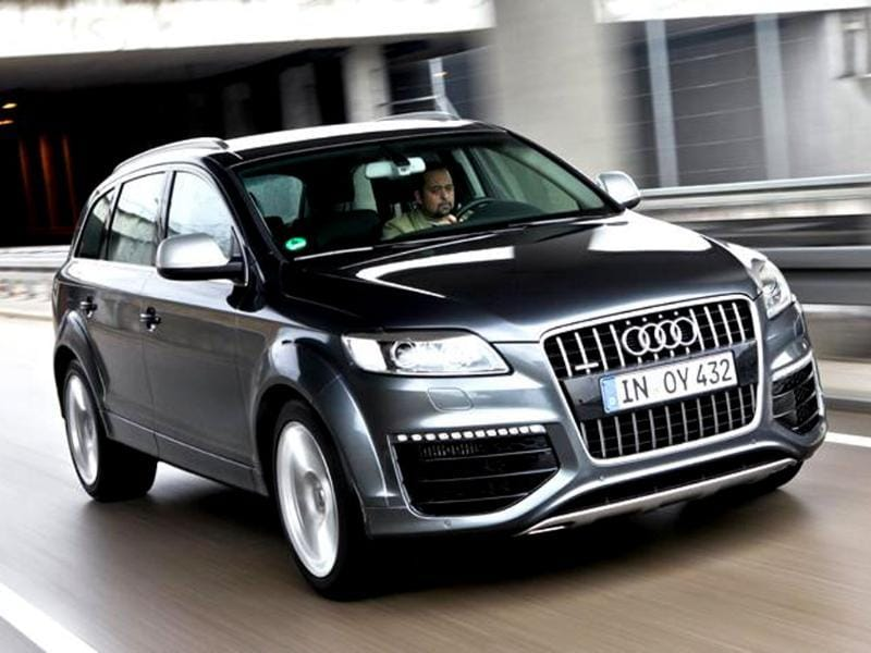 Audi Q7 V12 TDI review