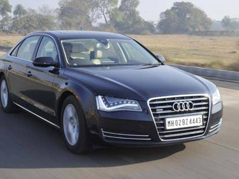 Audi A8 L 4.2 FSi Quattro Reviews