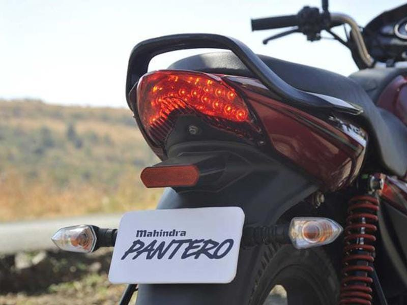 Mahindra Pantero review, test ride