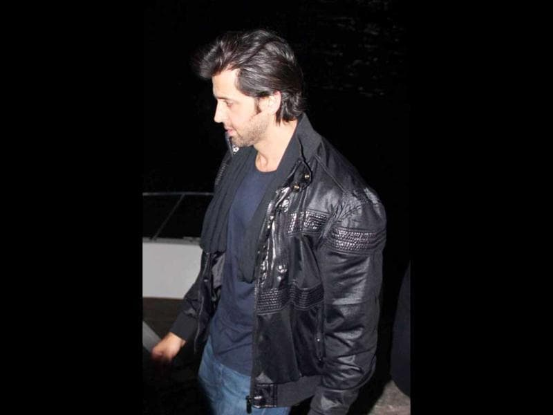 Hrithik Roshan turned 39 this year and celebrated it not on land but on water this time!