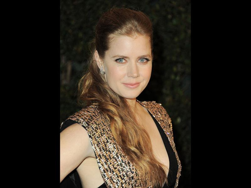 Amy Adams has beem nominated for an Academy Award for best supporting actress for her role in The Master. AP file photo
