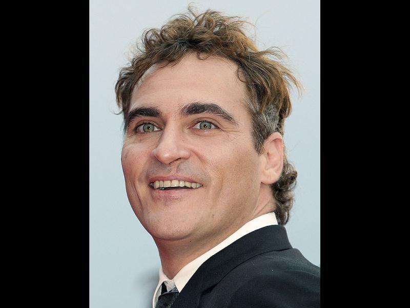 Joaquin Phoenix has been nominated for best actor for his role in The Master for the 85th Academy Awards, announced in Beverly Hills, California. Reuters file photo