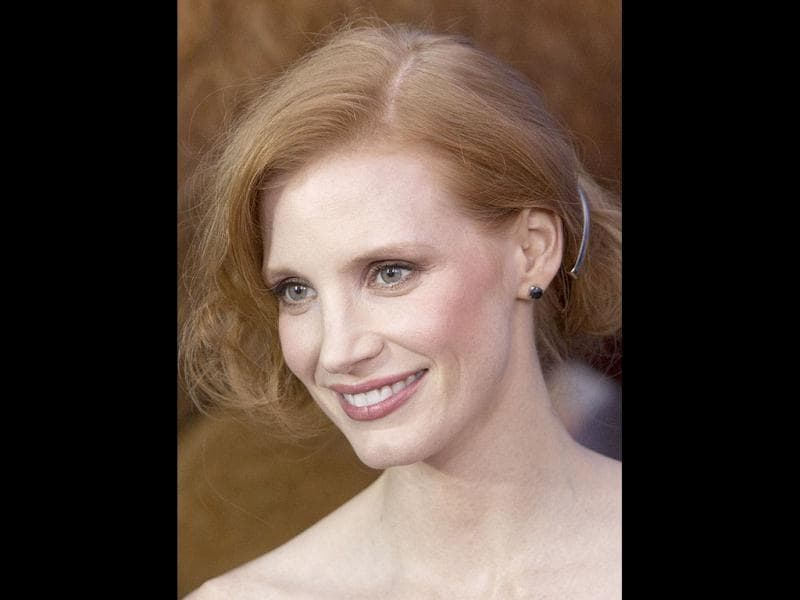 Jessica Chastain has been nominated for best actress for her role in Zero Dark Thirty for the 85th Academy Awards, announced in Beverly Hills, California. Reuters file photo