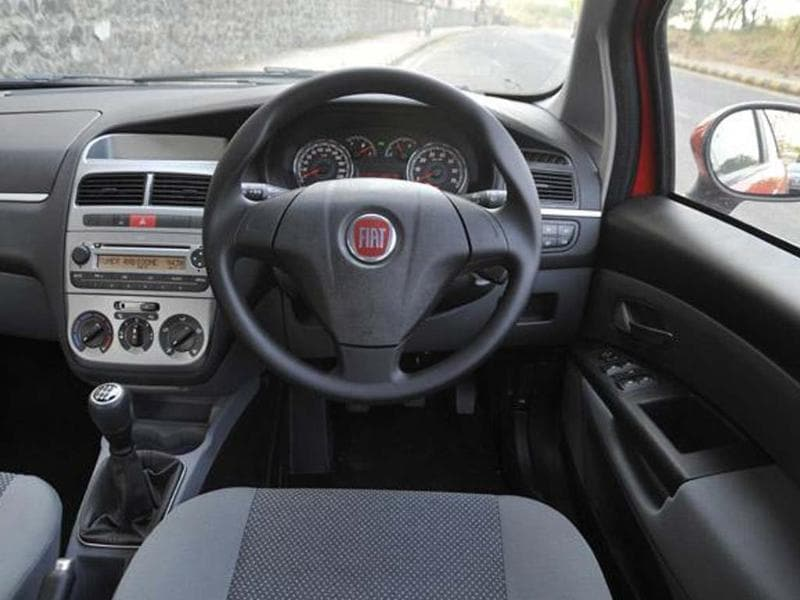 New Fiat Linea, Grande Punto review, test drive