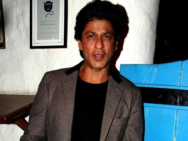 Shah Rukh Khan too was present at the event.