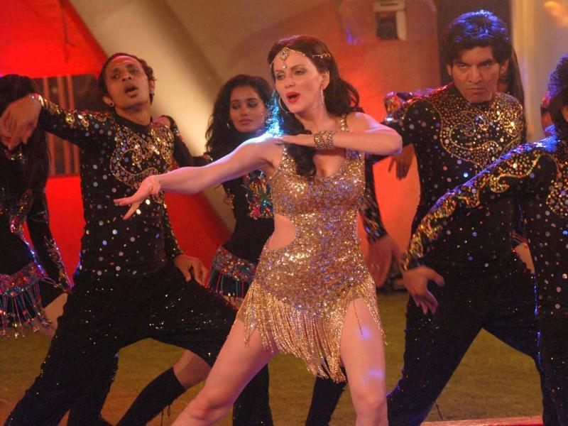 Yana Gupta sets the stage on fire for grand finale, Bigg Boss 6.