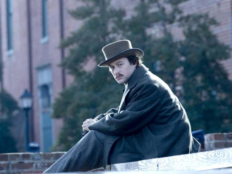 Joseph Gordon-Levitt plays Abraham Lincoln's son Robert Todd Lincoln in the film.
