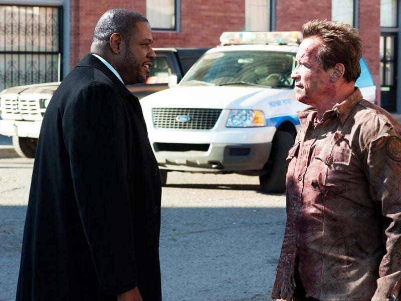 The Last Stand stars Forest Whitaker as Agent John Bannister.
