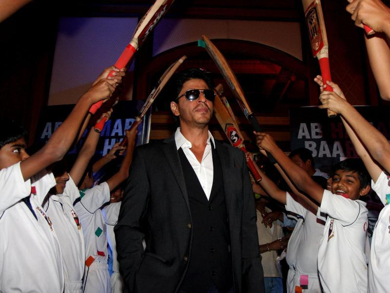 A sports lover, 47-year-old Shah Rukh Khan is willing to support every sport in the country.