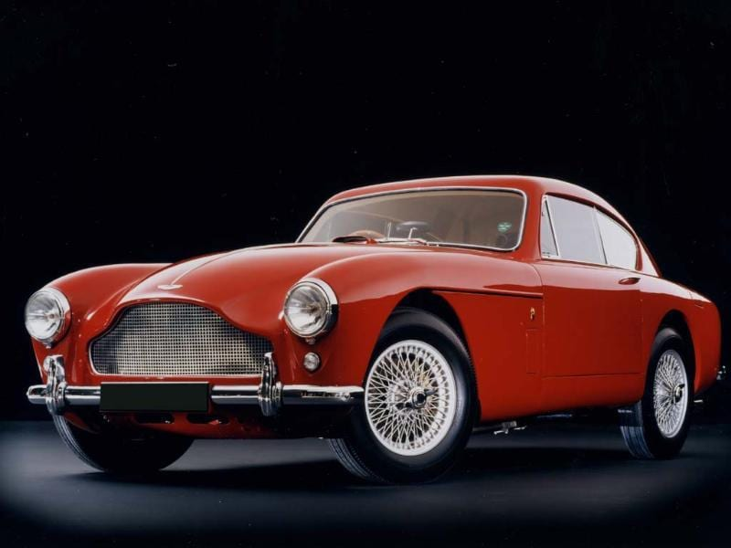 Debuting at the New York Motor Show, the DB2 was a victim of its own success and Aston Martin was not able to build enough cars to meet the demand. This demand heightened thanks to its success at Le Mans and in all 411 examples were built over its three-year lifespan. It was followed by the DB2/4 in 1953, the DB2/4 MkII in 1955, the DB Mark III in 1957 and the Italian-styled 3.7 L DB4 in 1958. Photo:AFP