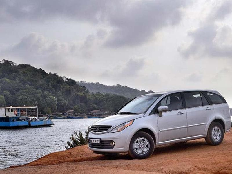Tata Aria (Second report)