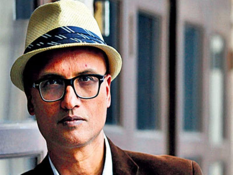 Jeet Thayil Wins $50,000 DSC prize for Narcopolis. HT photo