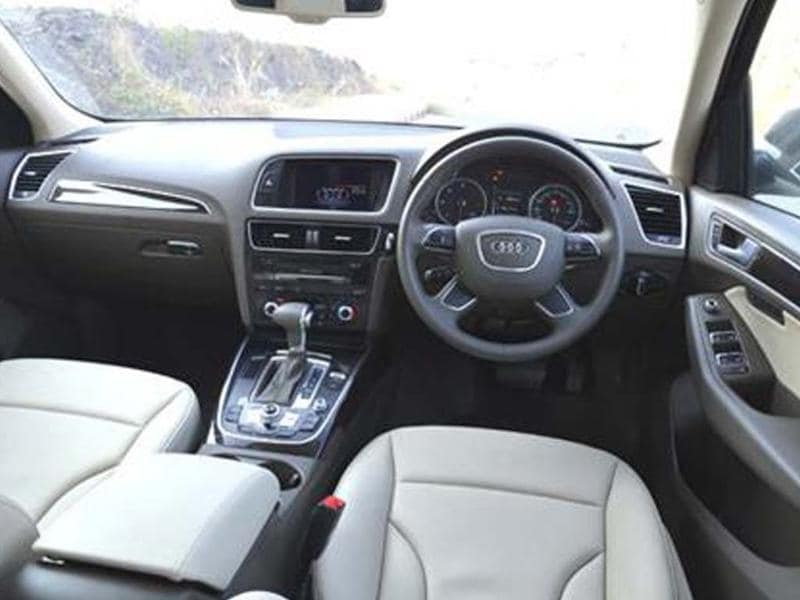 Audi Q5 facelift review test drive