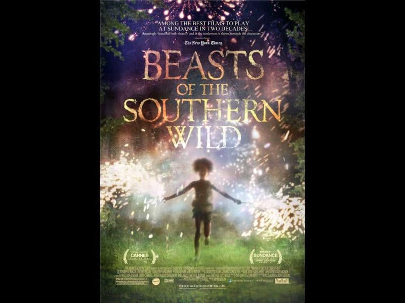 Oscar-nominated Beasts of the Southern Wild is the story of young and innocent girl. Faced with both her hot-tempered father's fading health and melting ice-caps that flood her ramshackle bayou community and unleash ancient aurochs, six-year-old Hushpuppy must learn the ways of courage and love.