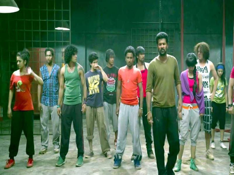ABCD: Anybody Can Dance is an upcoming Bollywood dance film and the first of its kind in India to release in 3D.