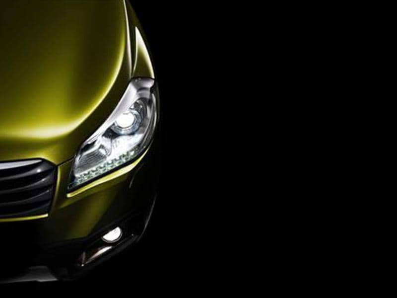 Production ready Suzuki S-Cross crossover teased