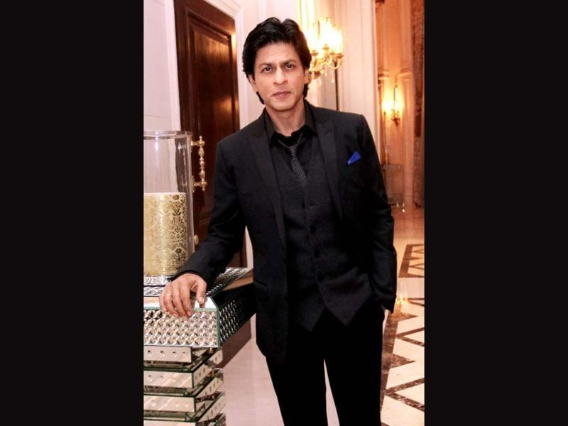 Shah Rukh Khan has been promoting fairness cream for men for Emami.
