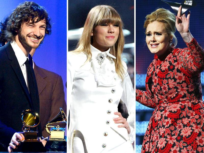 The 55th Annual Grammy Awards witnessed some interesting winners in different categories. Check out who won what at the gala!