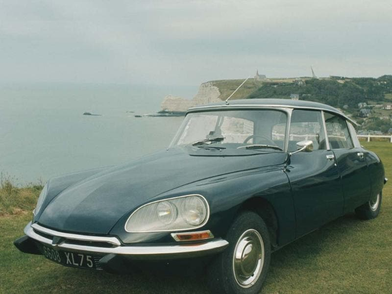 Citroen DS. Photo:AFP