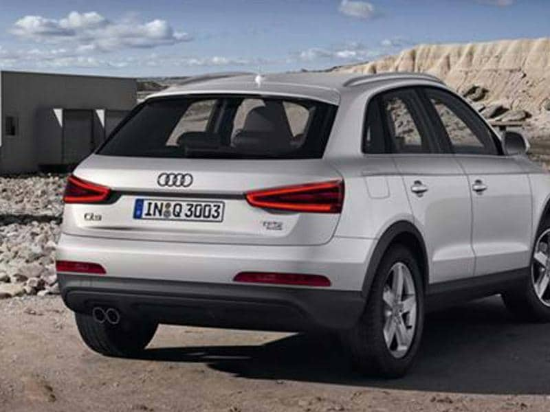 Audi launches petrol Q3