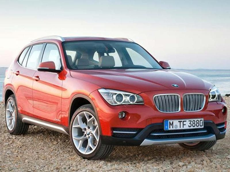 BMW launches X1 facelift