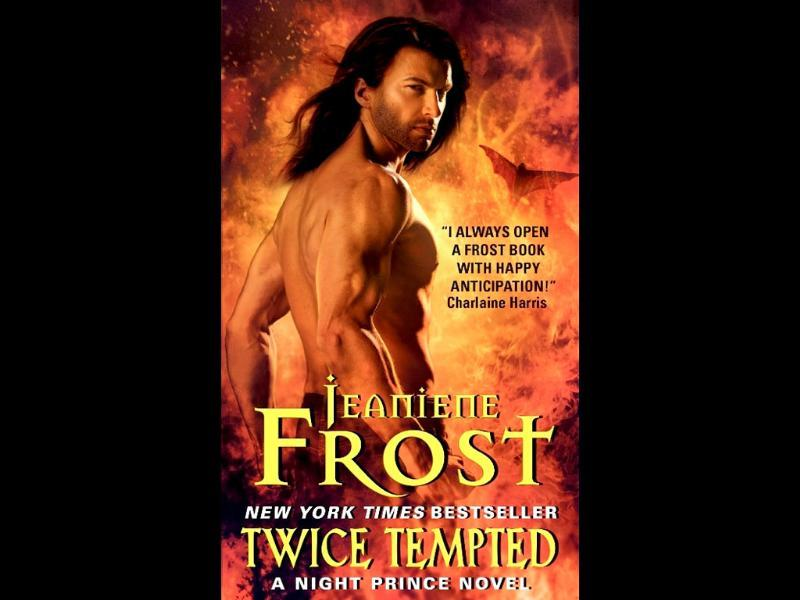 Twice Tempted by Jeaniene Frost