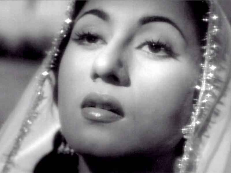 With Mahal, Bombay Talkies, Madhubala's acting skills and beauty came into the limelight and she attained overnight stardom.