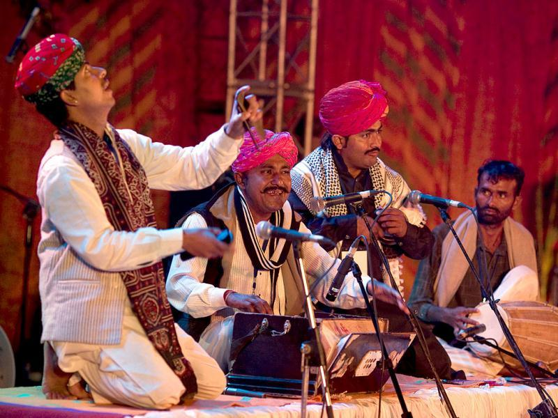 Delhi is the Cultural Hub of India. These images are from festivals, fairs and events from all over the city. Like when the Barmer Boys performed at the Amarrass Desert Music Festival at Zorba.