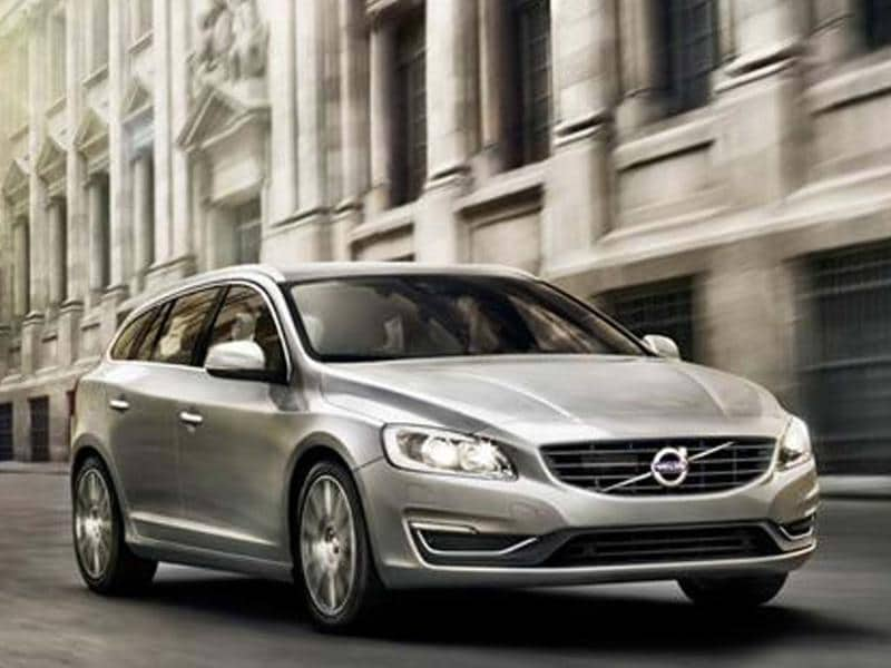 Updated Volvo range revealed