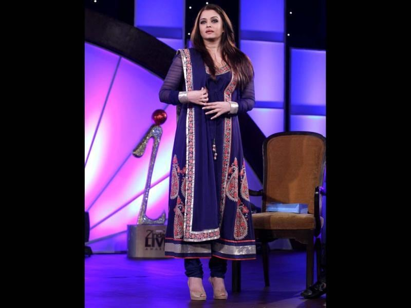 Aishwarya Rai Bachchan is glad that people area now talking about the issue of women safety on public platforms after the horrendous Delhi rape incident that rocked the nation last December. (Photo by Raajessh Kashyap)