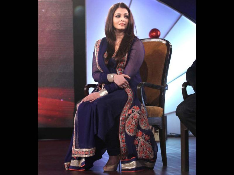 Former beauty queen and Bollywood actress Aishwarya Rai Bachchan feels strongly about safety of women in the country and says a lot needs to be done to make them feel secure. (Photo by Raajessh Kashyap)