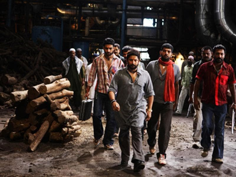 Zila Ghaziabad is a gangster movie based on the gang wars in Ghaziabad, a town situated near the national capital.