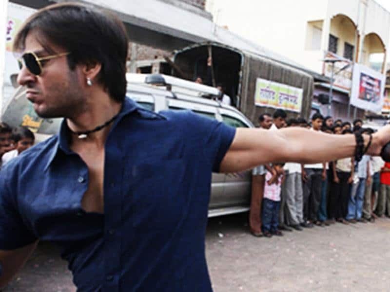 Vivek Oberoi plays a gangster in Zila Ghaziabad that releases today.