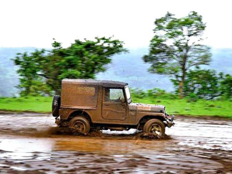 Mahindra Thar (Third report)