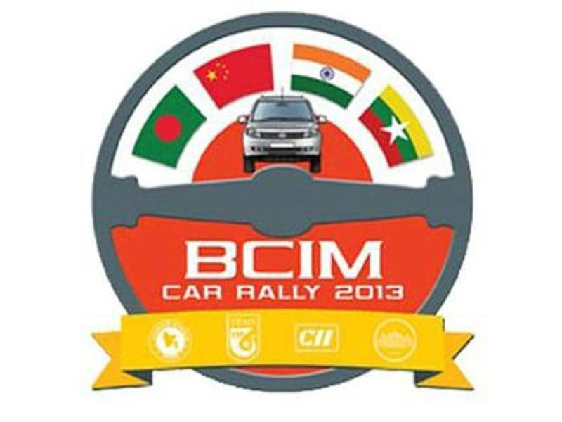 BCIM Car Rally 2013 kicks off