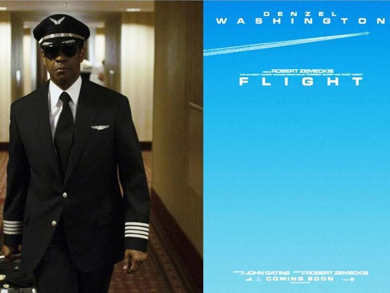 Flight also stars Nadine Velazquez and Don Cheadle in lead roles.