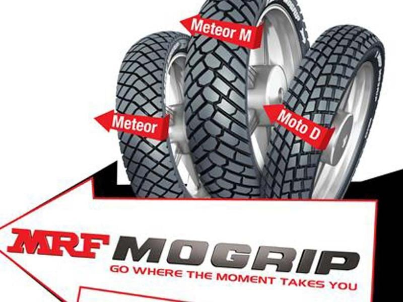 MRF launch dual-purpose tyres