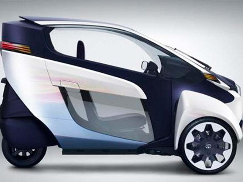 Toyota to show i-Road concept at Geneva