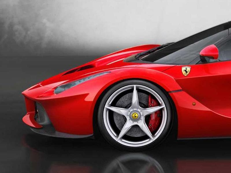 Ferrari LaFerrari photo gallery