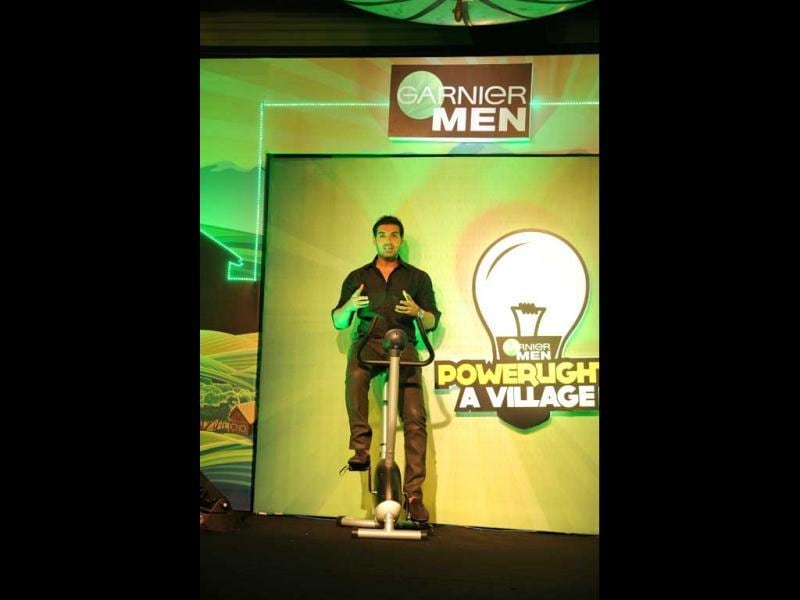 Beauty brand Garnier Men has collaborated with Chirag Rural Development Foundation (Project Chirag) as their implementation partner. The Foundation has been championing the cause of rural electrification and has been instrumental in providing electrification to over 125 villages across the country.