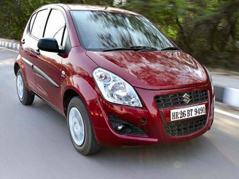 Maruti Ritz automatic review, test drive