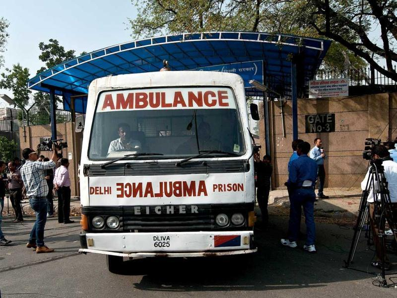 The process to start the integration of ambulance services and medical advice helpline has been started in MP. (AFP file photo)