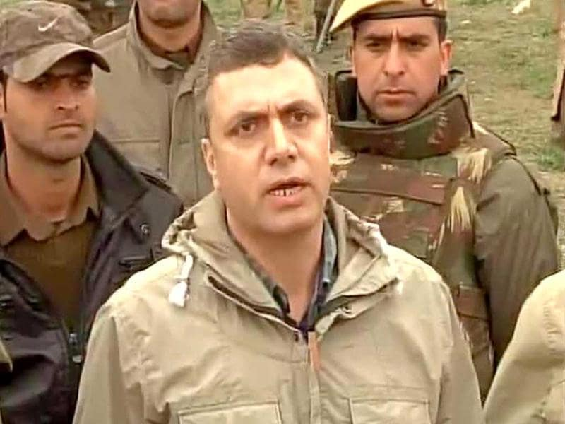 Abdul Gani Mir, DIG J&K police said militants were neutralized in Bemina operation. Picture courtesy: ANI