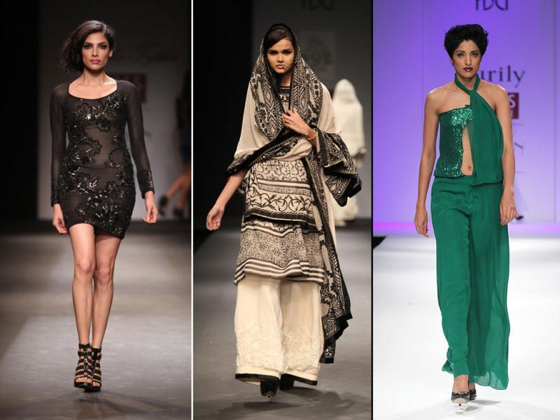 This year at the Wills Lifestyle Fashion Week we saw some contrast in the designs. From Indian wear to the most sexy western outfits, check out what was displayed at the event!