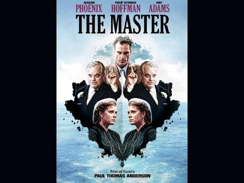 The Master also stars Philips Seymour Hoffman and Amy Adams along with Joaquin Phoenix.