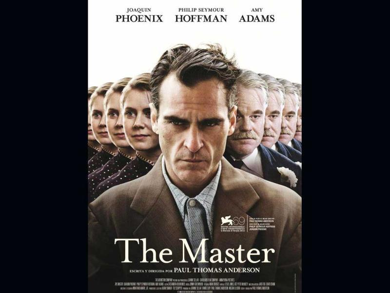 Joaquin Phoenix starrer The Master Set is a film based in the US after World War II. It is the story of Lancaster Dodd, who becomes known as The Master after starting a faith-based organisation.
